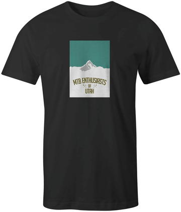 MTB Enthusiasts of Utah Block Tee