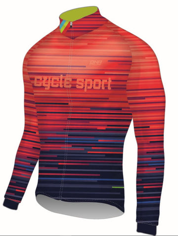 Cycle Sport Long Sleeve Elite Thermal Jersey 2017