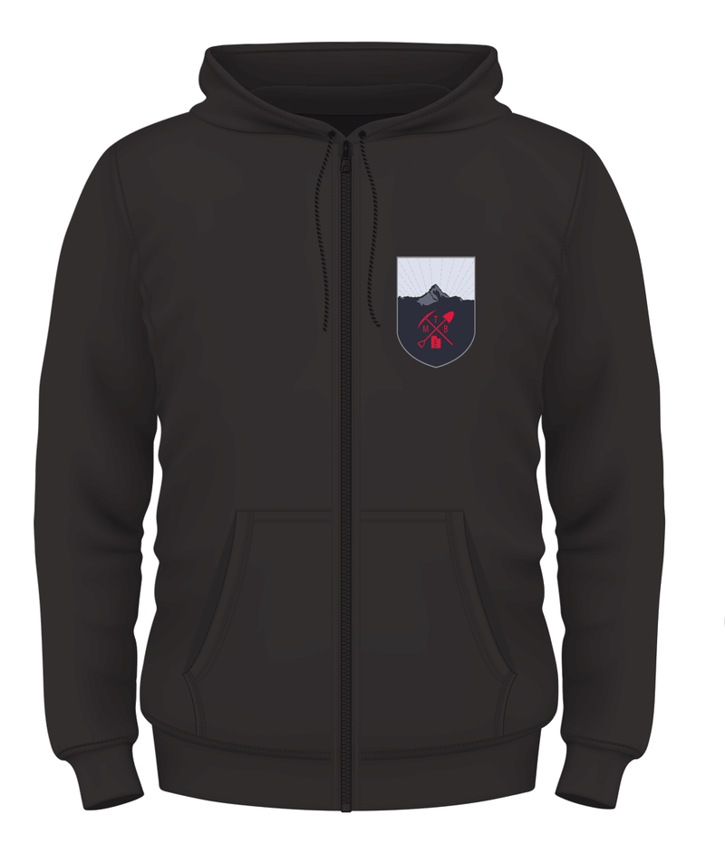 MTB Enthusiasts of Utah Hoodie Crest