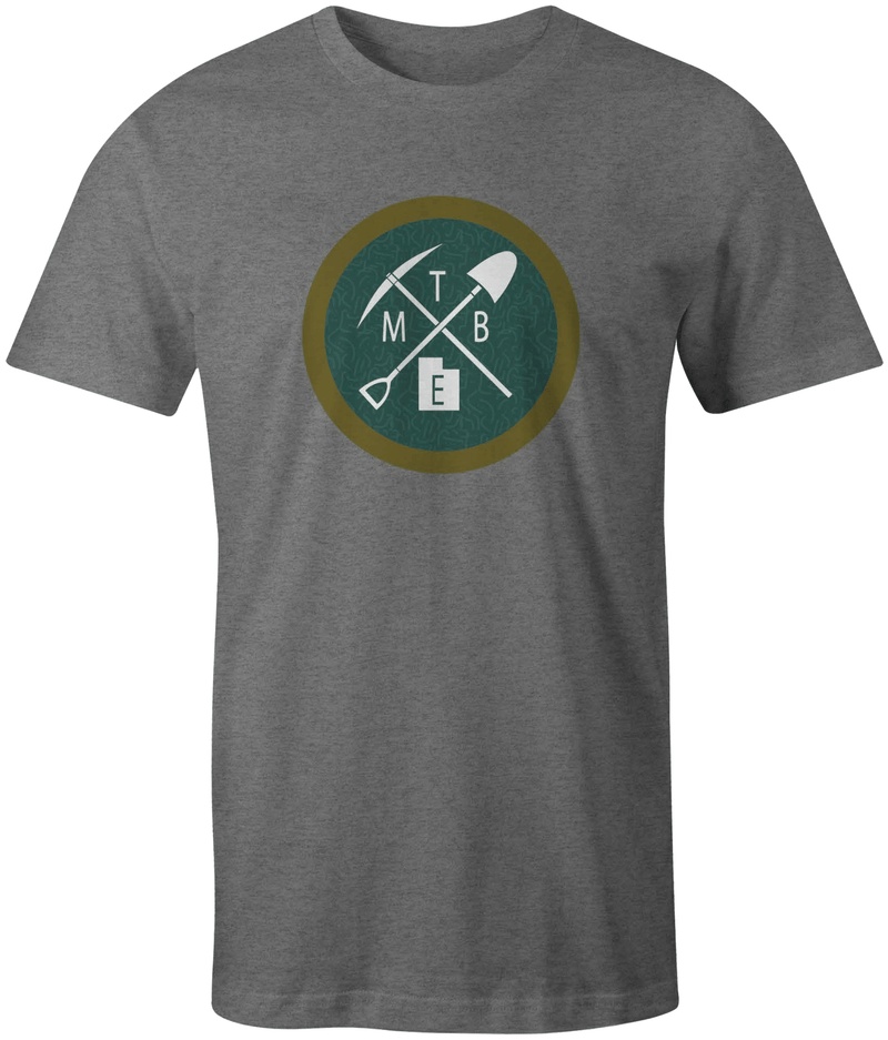MTB Enthusiasts of Utah Circle Tee