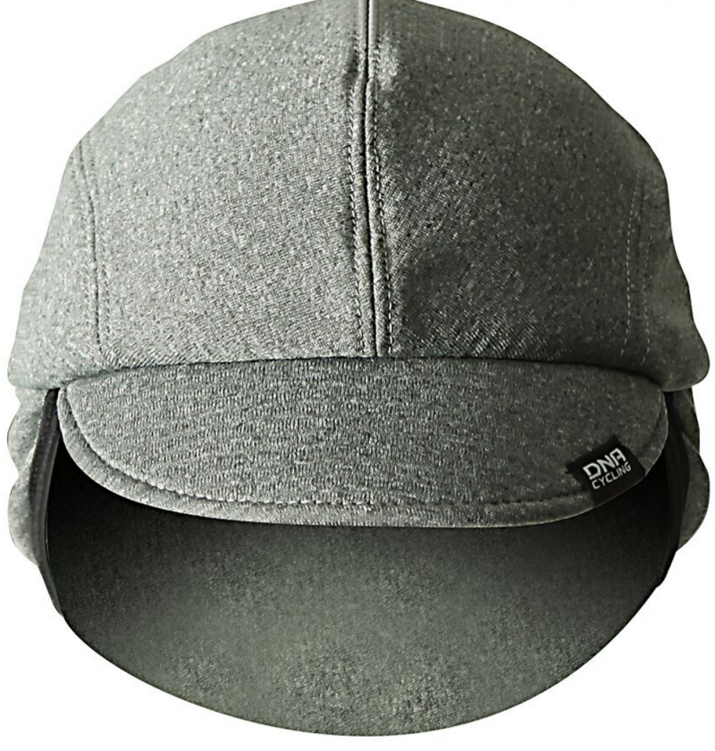 DNA Grey Wool Cap