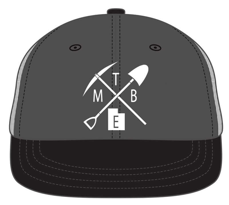 MTB Enthusiasts of Utah Classic Trucker Hat