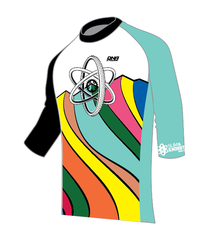 2017 Slim and Knobbys Freeride Jersey