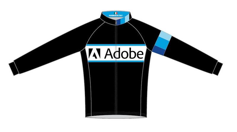 2016 Adobe Merino Wool Long Sleeve Jersey
