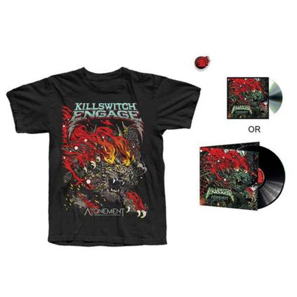 Killswitch Engage - 100% Official Merchandise   Killswitch
