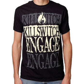 Black Flame T-Shirt