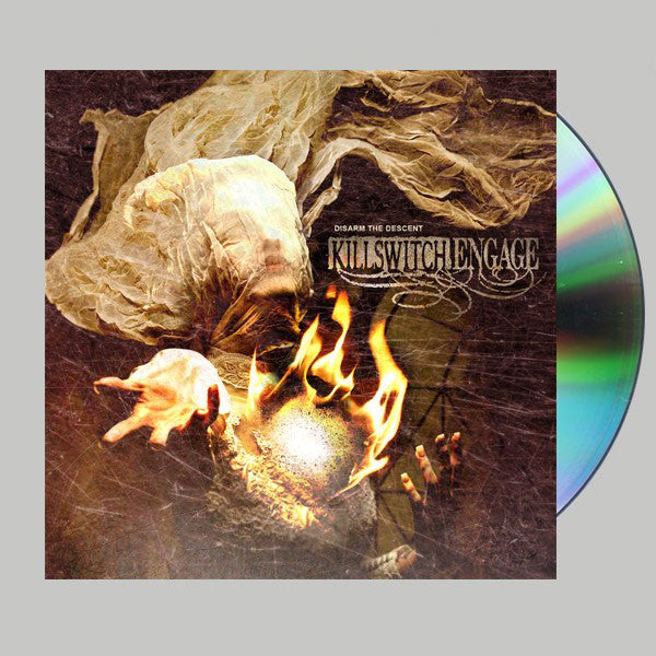 Disarm The Descent Special Edition CD/DVD