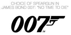 Jamed Bond 007 : No Time to Die uses RIFFE speargun