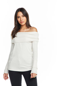 Love Tiered Peplum Sleeve Top