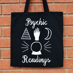 Psychic Reading Tote