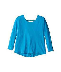 Kids Scoop Back L/S Top