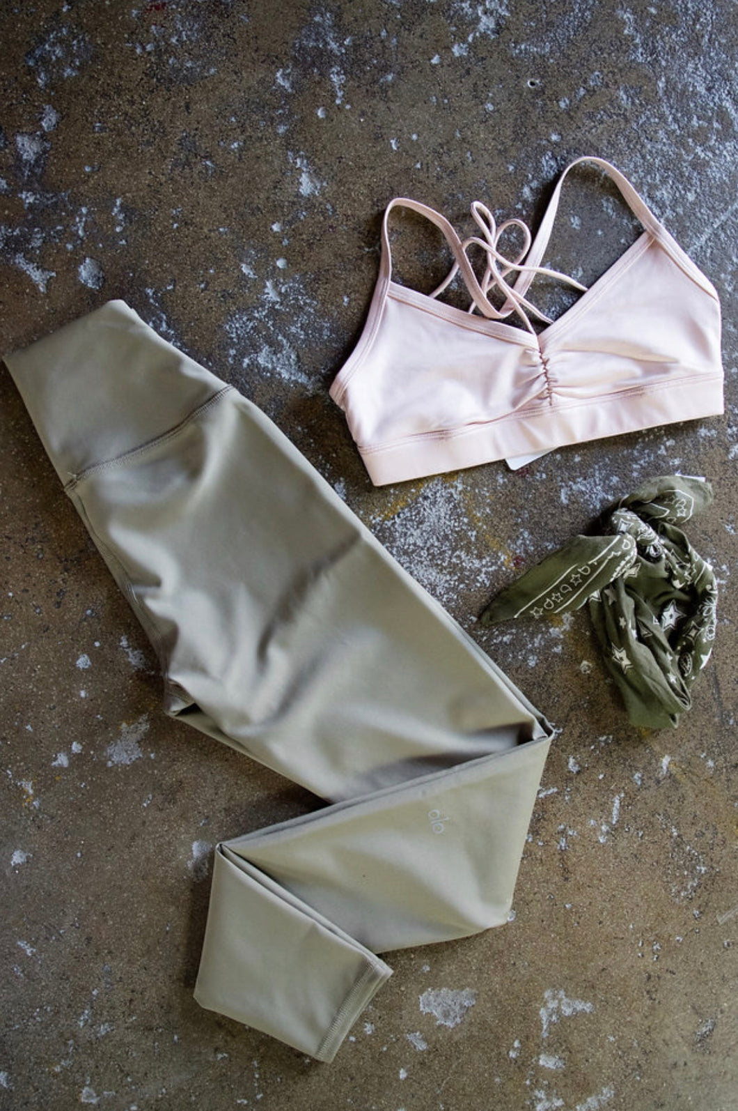 Olive Airlift Legging