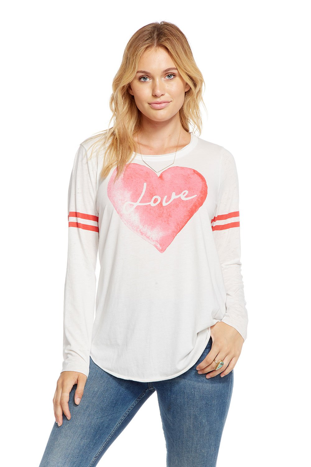 Love Heart L/S Shirt