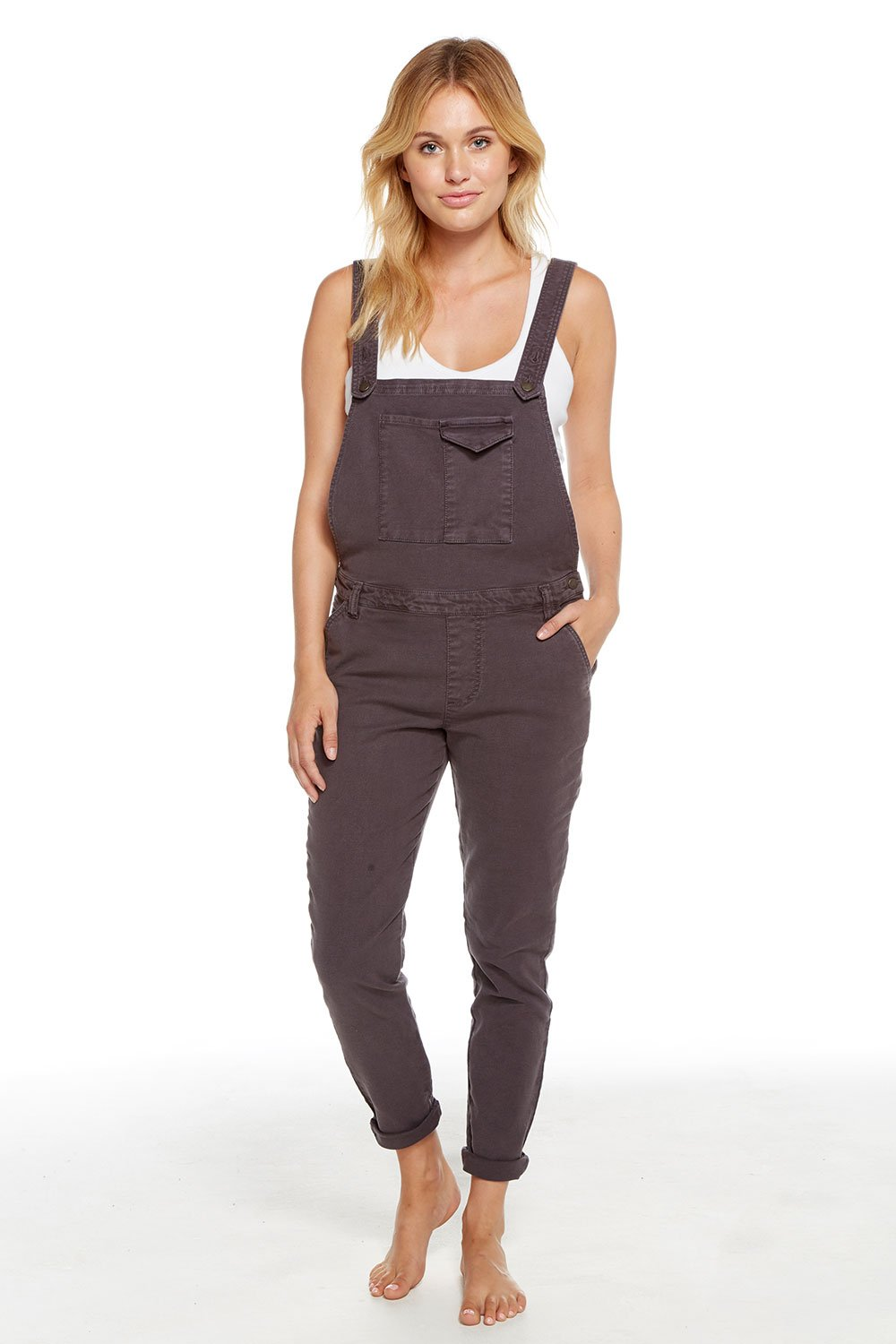 Canvas Overalls