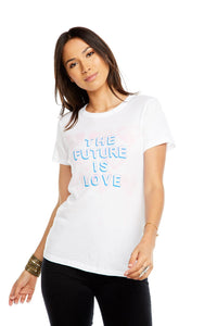 Future Is Love Slim Tee