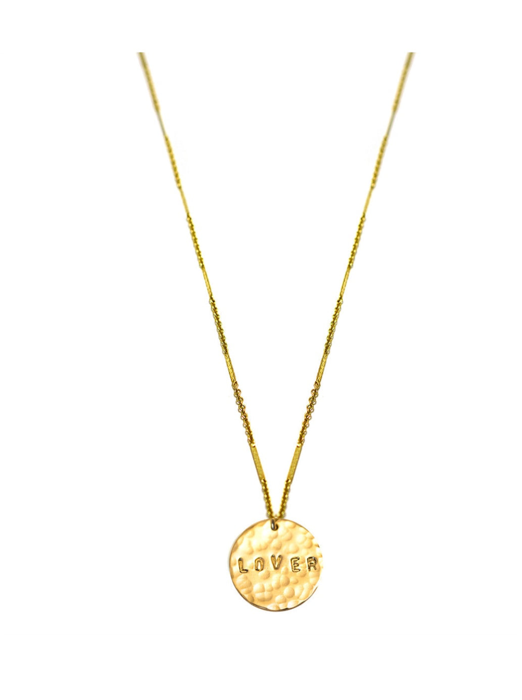 Lover Coin Necklace