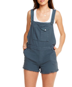 Vintage Canvas Shorteralls