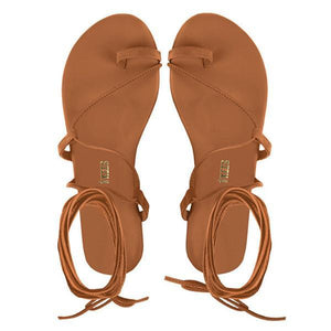 Tkees Lace Up Sandals
