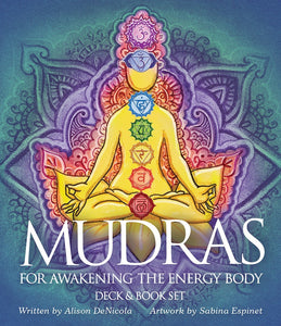 Mudras Deck and Book set