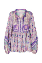 Poinciana Blouse