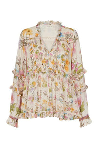 Wild Bloom Blouse