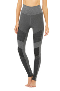 Seamless High Waist Moto Legging