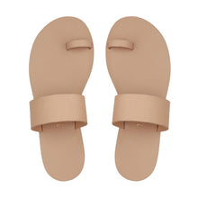 Tkees Dem Leather Sandals