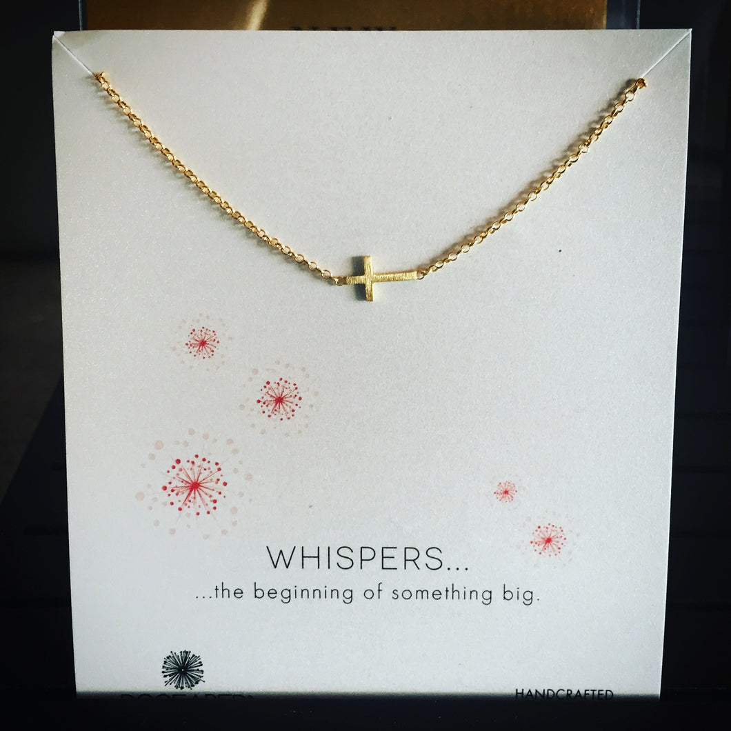 Whispers Necklace