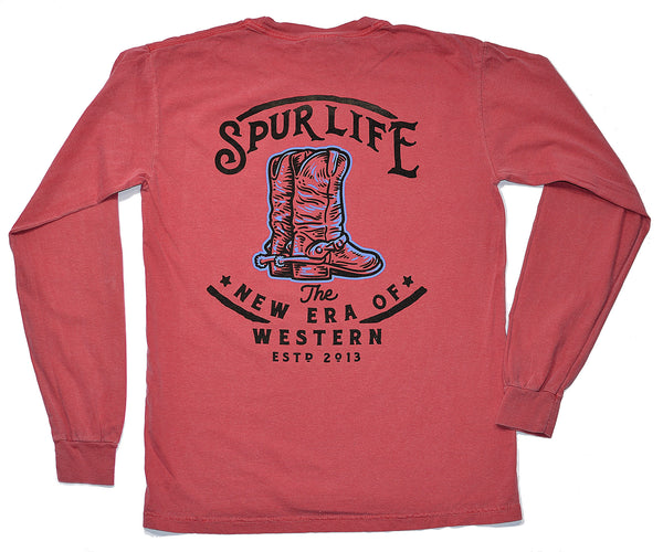 New Era of Western Long Sleeve