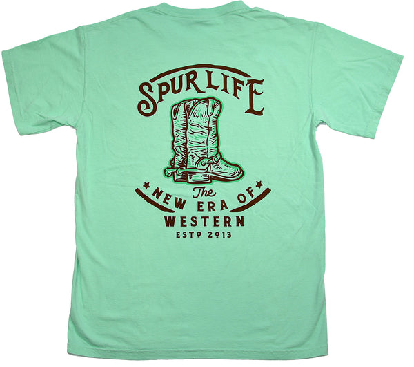 Youngins New Era of Western Short Sleeve