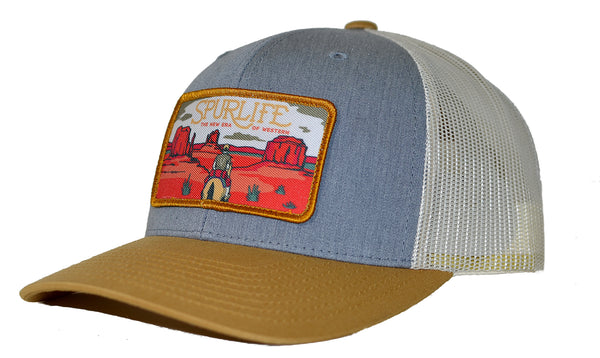 Monument Valley Trucker