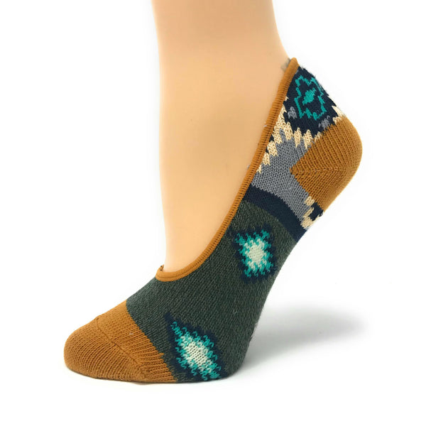 Lil' Lemongrass Ale- Women's No Show Socks