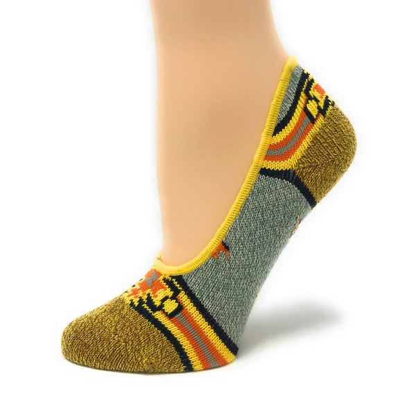 Lil' Spruce Pine- Women's No Show Sock