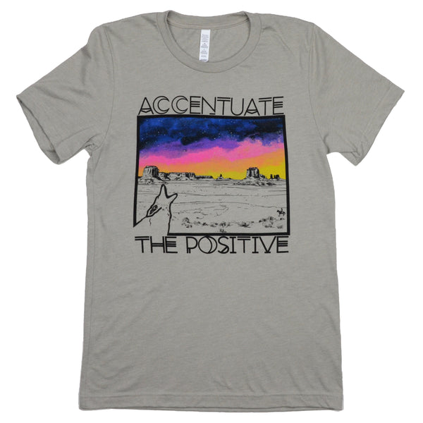 Accentuate the Positive Short Sleeve
