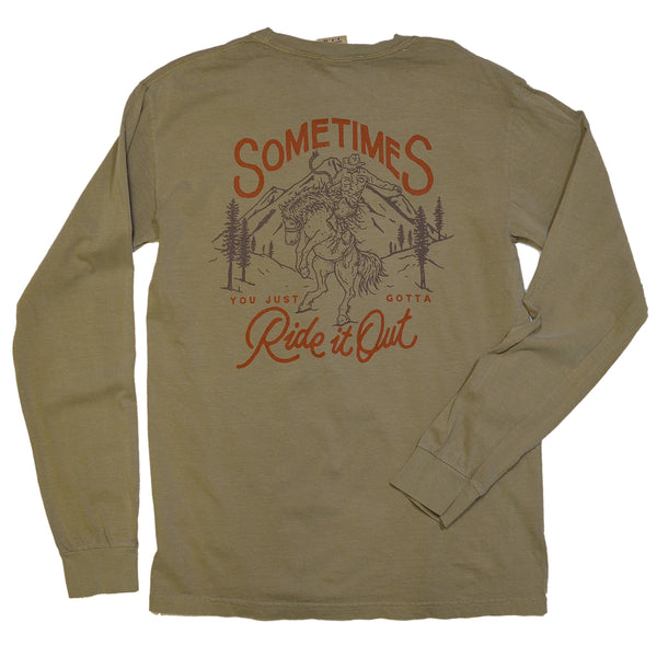 Ride It Out Long Sleeve
