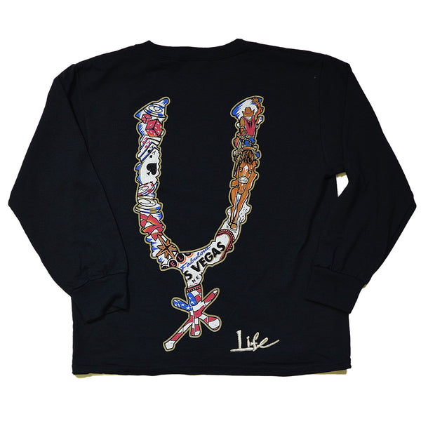 Youngins Vegas Spur Long Sleeve