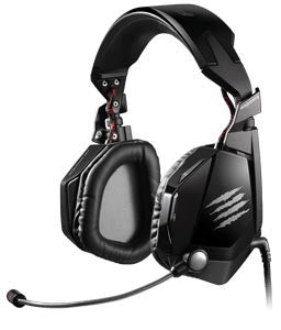 Mad Catz F.R.E.Q.5 Stereo Gaming Headset for PC