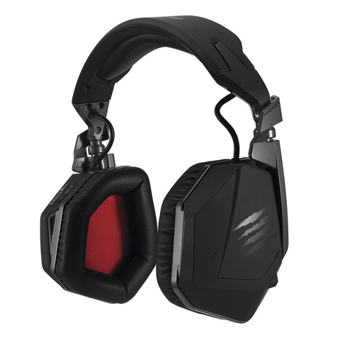 Mad Catz F.R.E.Q.9 Wireless Surround Headset with Bluetooth