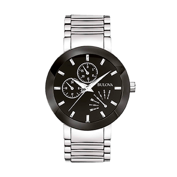 Bulova con broche desplegable