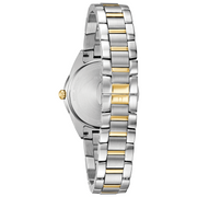 Bulova Coleccion  Stutton  Para Dama 19 Diamantes (2059915100233)