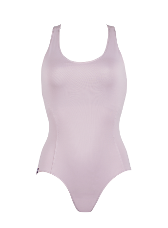 Mauve Cross Back Leotard