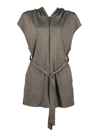 Hunter Heather Warm-up Tunic