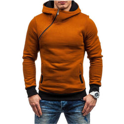 New Famous Brand Fashion Mens Long Sleeve Pullover Hoodies