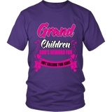 Grandchildren Reward T Shirts