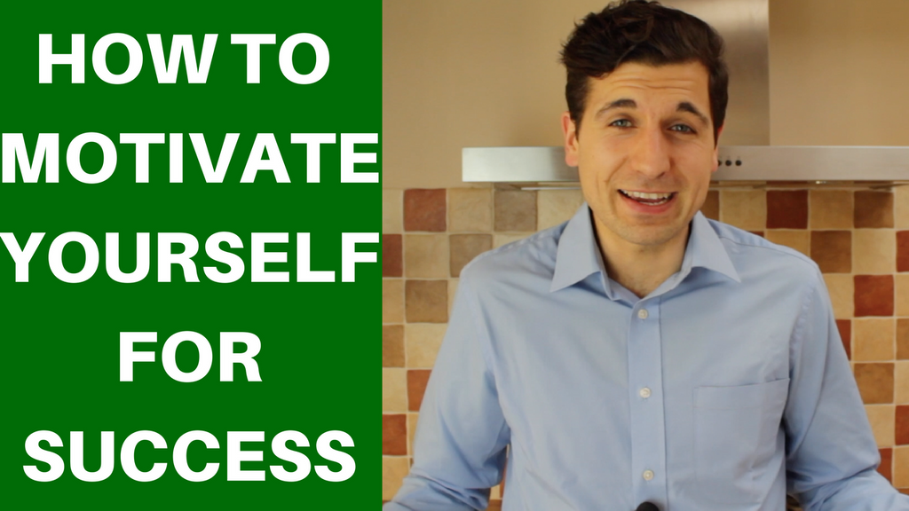 HOW TO MOTIVATE YOURSELF FOR SUCCESS