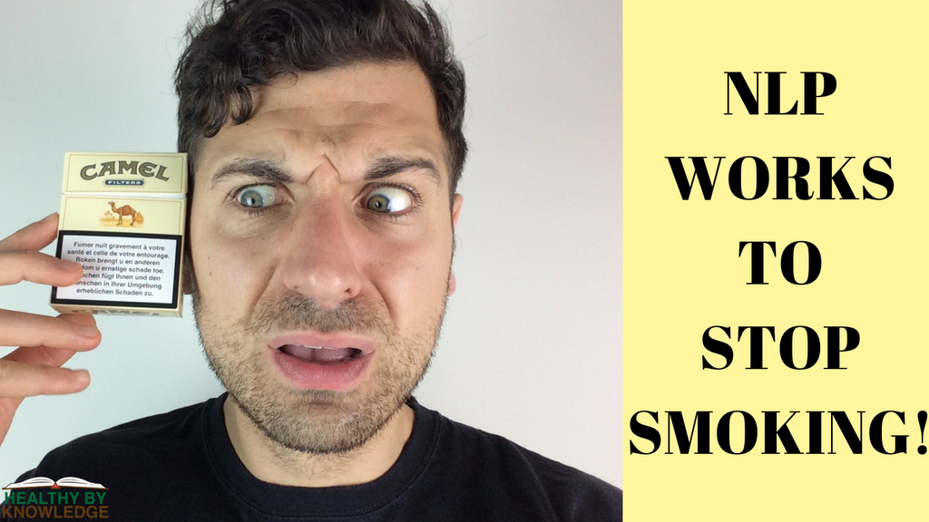 How to stop smoking - Use NLP to overcome the problem