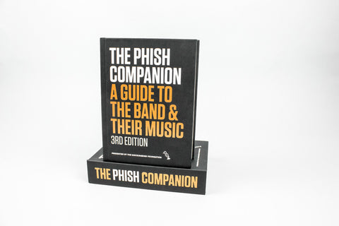 The Phish Companion:<br>A Guide to the Band & Their Music