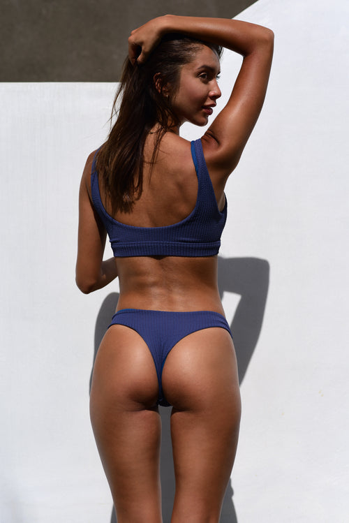 BROOKLYN BOTTOM / NAVY AMAZON