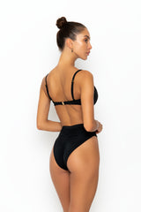 AKUA TOP - BLACK MATTE