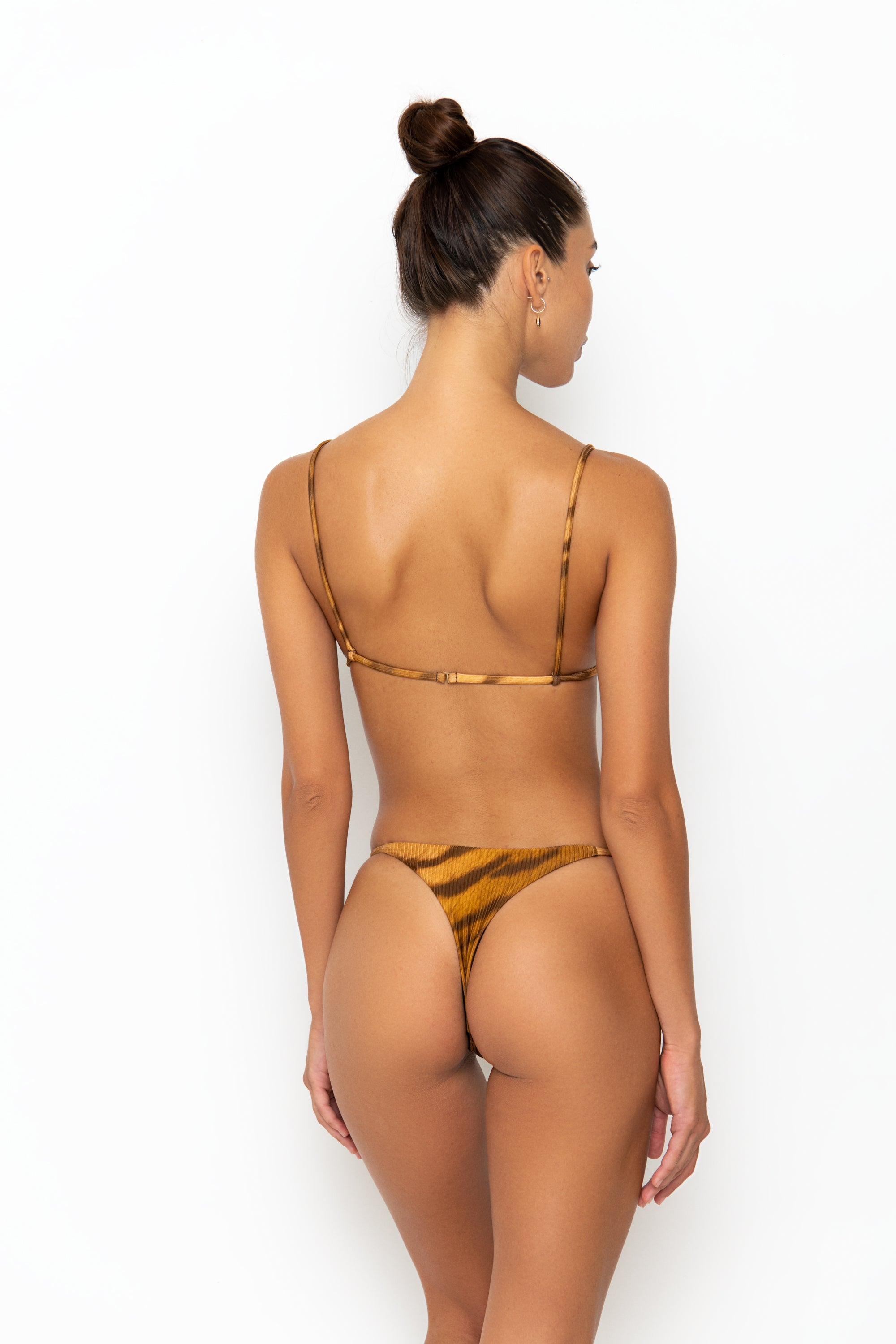 ALANI BOTTOM - TIGER RIB